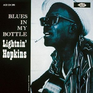 <i>Blues in My Bottle</i> 1961 studio album by Lightnin Hopkins
