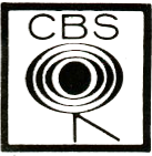 CBS Records logo outside of the United States