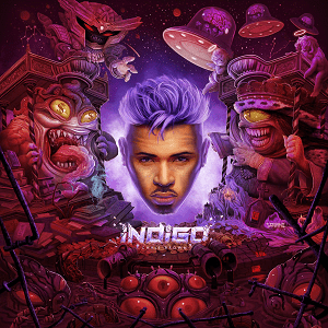 <i>Indigo</i> (Chris Brown album) 2019 studio album by Chris Brown
