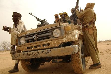 Darfur Jeep