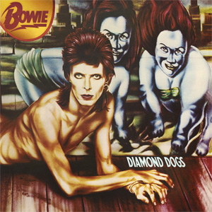 1974 studio album by David Bowie