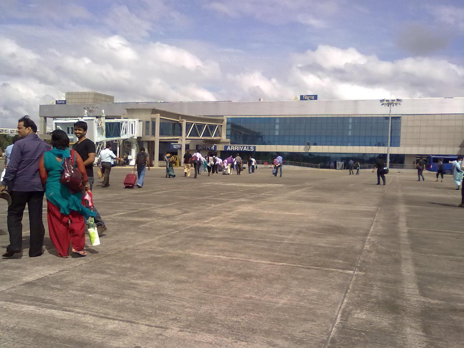 File:Dibrugarh Airport Arrival.jpg - Wikipedia, the free encyclopedia: en.wikipedia.org/wiki/File:Dibrugarh_Airport_Arrival.jpg