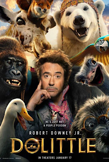 Dolittle (2020) English Subtitles Download -Tapnews