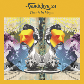 <i>FabricLive.23</i> 2005 compilation album by Death in Vegas