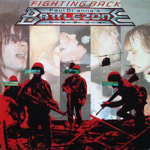 <i>Fighting Back</i> (Battlezone album) 1986 studio album by Paul DiAnnos Battlezone