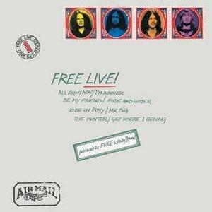 <i>Free Live!</i> 1971 live album by Free