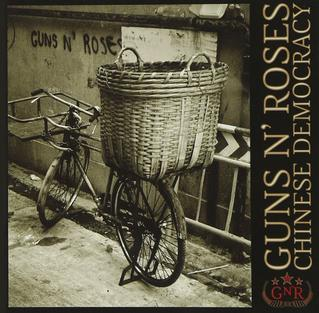 Chinese Democracy Record Cover