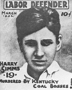 Harry Simms (labor leader)