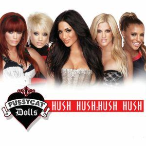 The Pussycat Dolls - Hush Hush (studio acapella)