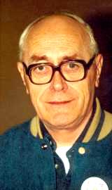 James White (author) Northern Ireland Science Fiction author