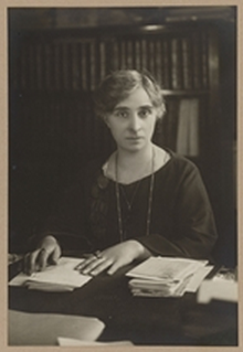 Jane Misme French journalist and feminist