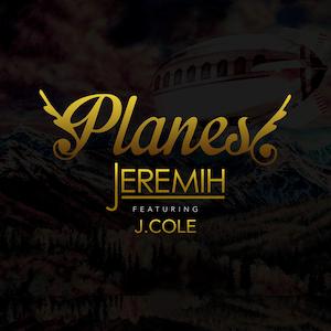 Jeremih featuring J. Cole — Planes (studio acapella)