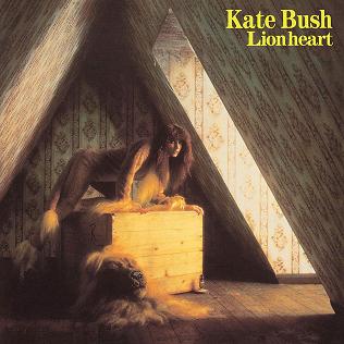 <i>Lionheart</i> (Kate Bush album) 1978 studio album by Kate Bush