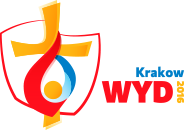 World Youth Day 2016 International Catholic event celebrated from July 25–31, 2016 in Kraków, Poland