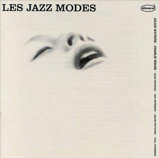 <i>Les Jazz Modes</i> 1957 studio album by Julius Watkins and Charlie Rouse