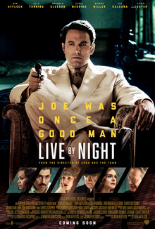 Live by Night full movie watch online free (2016)