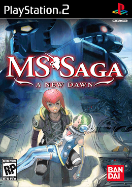 MS Saga: A New Dawn cover art