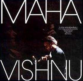 <i>Mahavishnu</i> (album) 1984 studio album by Mahavishnu Orchestra