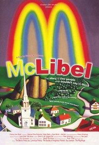 mclibel case Mclibel is the story of two ordinary people who humiliated mcdonald's in the biggest corporate pr disaster in history.