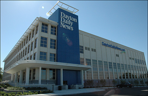 Dayton Daily News building at 1611 S. Main St.