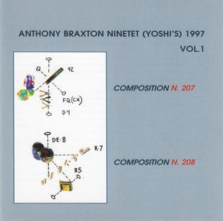 <i>Ninetet (Yoshis) 1997 Vol. 1</i> 2002 live album by Anthony Braxton