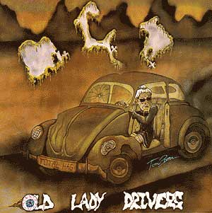 <i>Old Lady Drivers</i> (album) 1988 studio album by OLD
