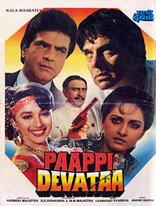 <i>Paappi Devataa</i> 1994 Indian film directed by Harmesh Malhotra