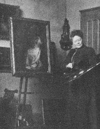 Jeannette Scott American painter