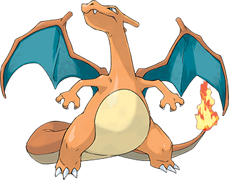 Charizard Pokémon species