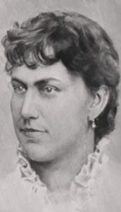 Ellen Battelle Dietrick American suffragist, author