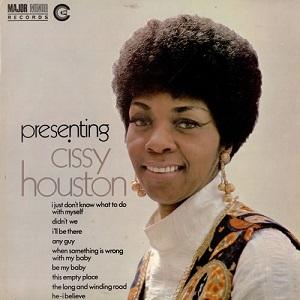 <i>Presenting Cissy Houston</i> 1970 studio album by Cissy Houston