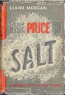 Picture of a book: The Price Of Salt