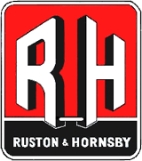 Ruston Bucyrus- macchine Ruston_and_Hornsby_logo_2
