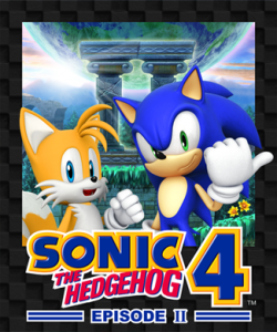 Sonic The Hedgehog 4 Episode Ii Wikipedia