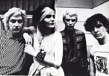 Siouxsie and the banshees 1981%27s line-up with John McGeoch.jpg