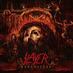 <i>Repentless</i> 2015 studio album by Slayer