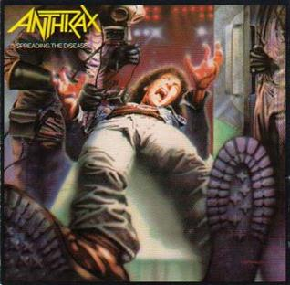 <i>Spreading the Disease</i> album by Anthrax