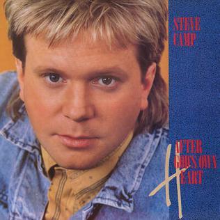 <i>After Gods Own Heart</i> 1987 studio album by Steve Camp