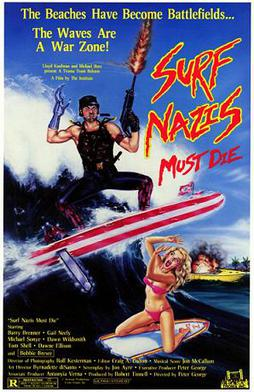 Surf Nazis Must Die Troma preview 0