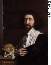 John Tradescant the younger, attributed to Thomas de Critz TradYoung.jpg