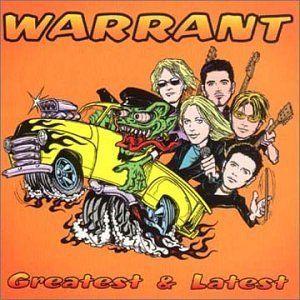 <i>Greatest & Latest</i> (Warrant album) 1999 greatest hits album by Warrant