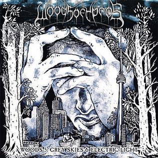 <i>Woods 5: Grey Skies & Electric Light</i> 2012 studio album by Woods of Ypres