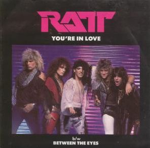 Youre in Love (Ratt song) 1985 song performed by Ratt