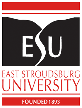 2%2f25%2feast stroudsburg university logo