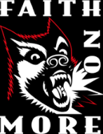 "The alternate ""barking dog logo"", based on the artwork for Faith No More's 1995 album King for a Day... Fool for a Lifetime 14063-KillingforaDayFoolforaLifetime20150903-3-1w6u22p.png"