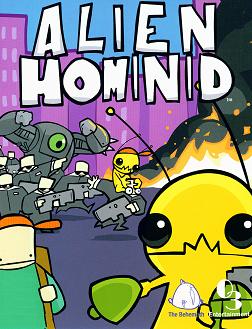 Alien_Hominid_cover - Mostrar Mensajes - Izayoi