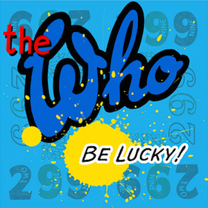 The Who — Be Lucky (studio acapella)