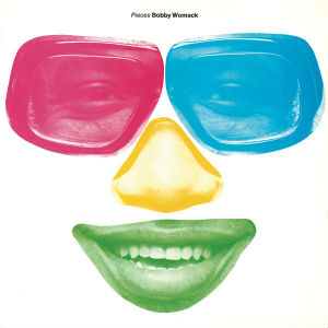 <i>Pieces</i> (Bobby Womack album) album by Bobby Womack