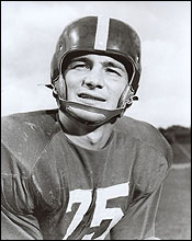Charlie LaPradd American football player, college president