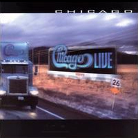 Chicago - Chicago XXVI: Live in Concert album cover